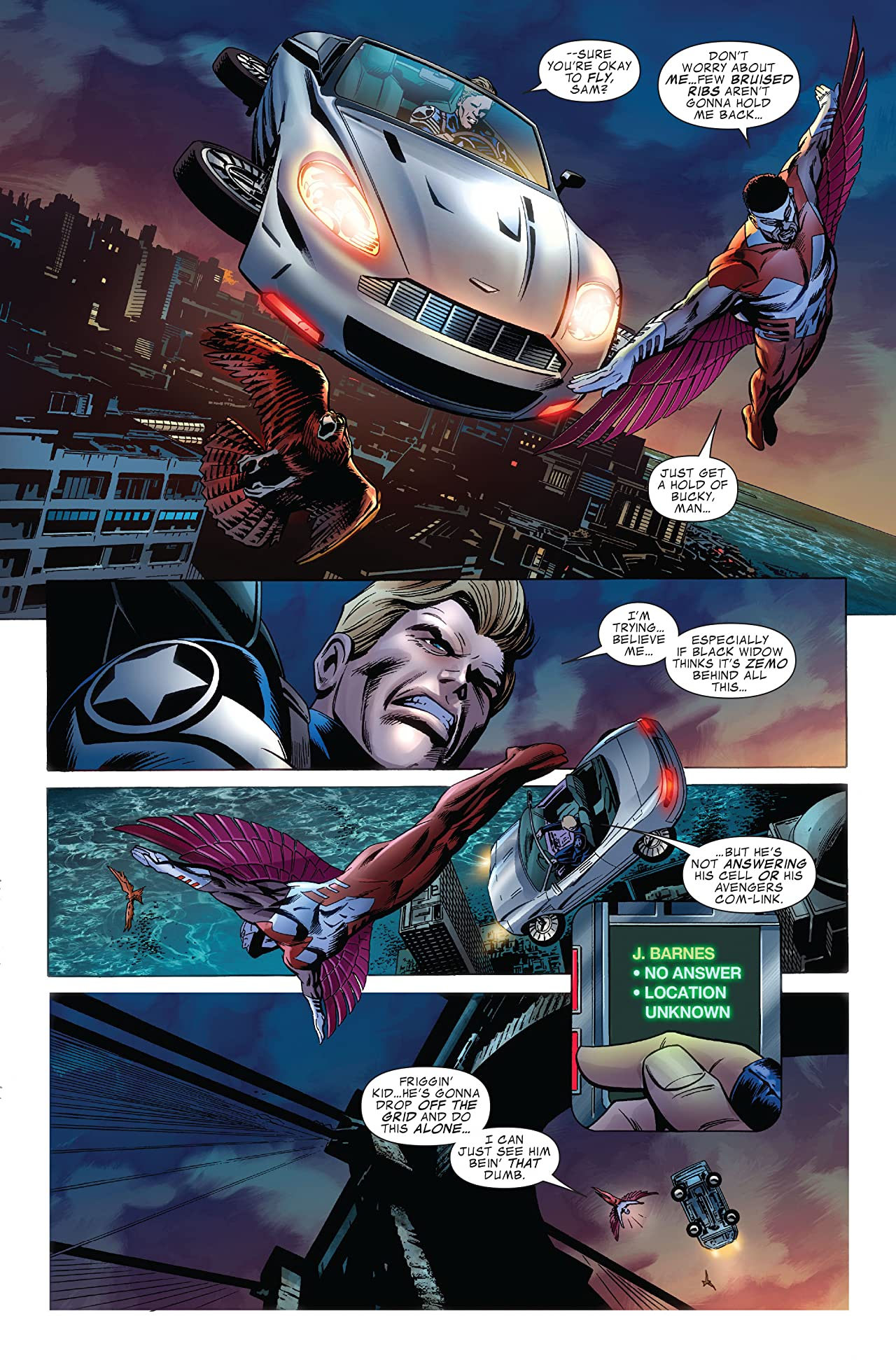 Captain America (2004-2011) #609