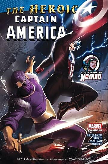 Captain America (2004-2011) #610