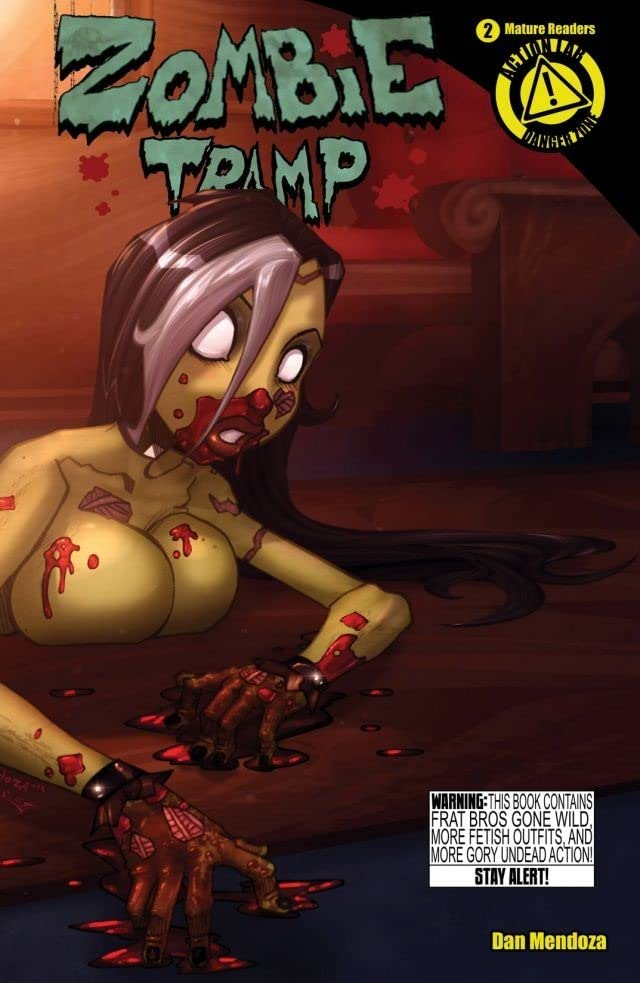 Zombie Tramp Vol. 2 #2