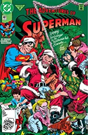 Adventures of Superman (1986-2006) #487