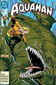 Aquaman (1991-1992) #11
