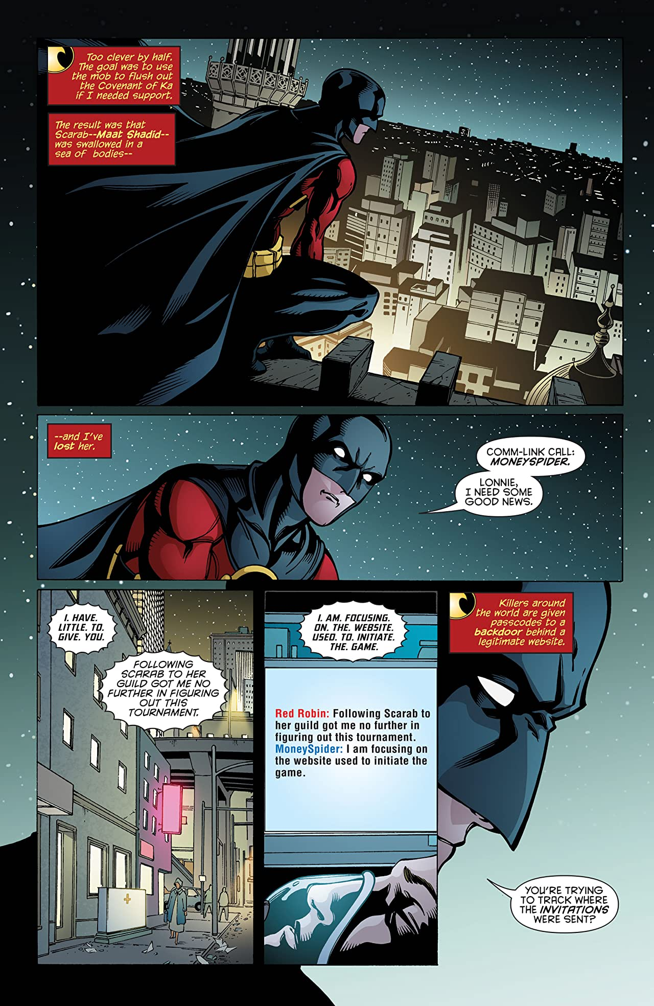 Red Robin #24