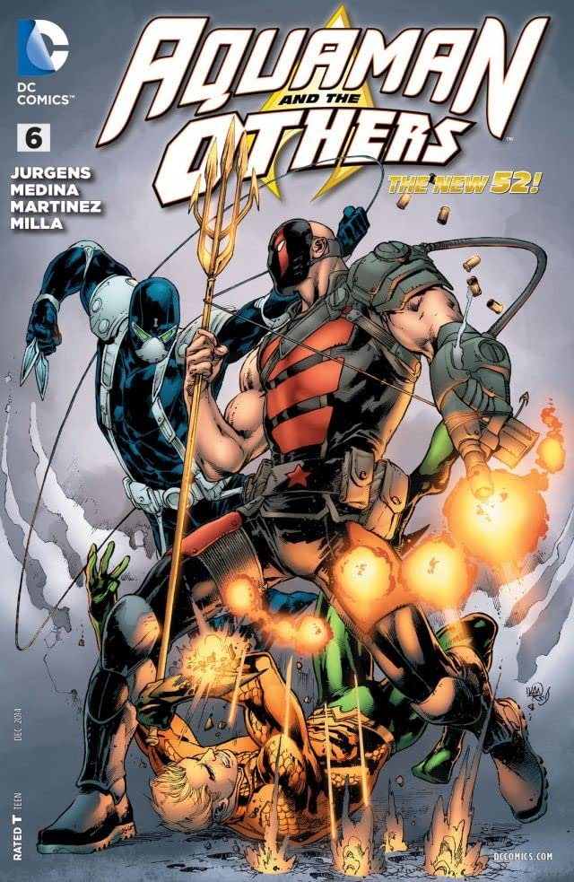 Aquaman and the Others #6
