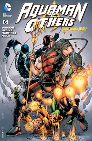 Aquaman and the Others No.6