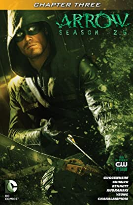 Arrow: Season 2.5 (2014-2015) #3