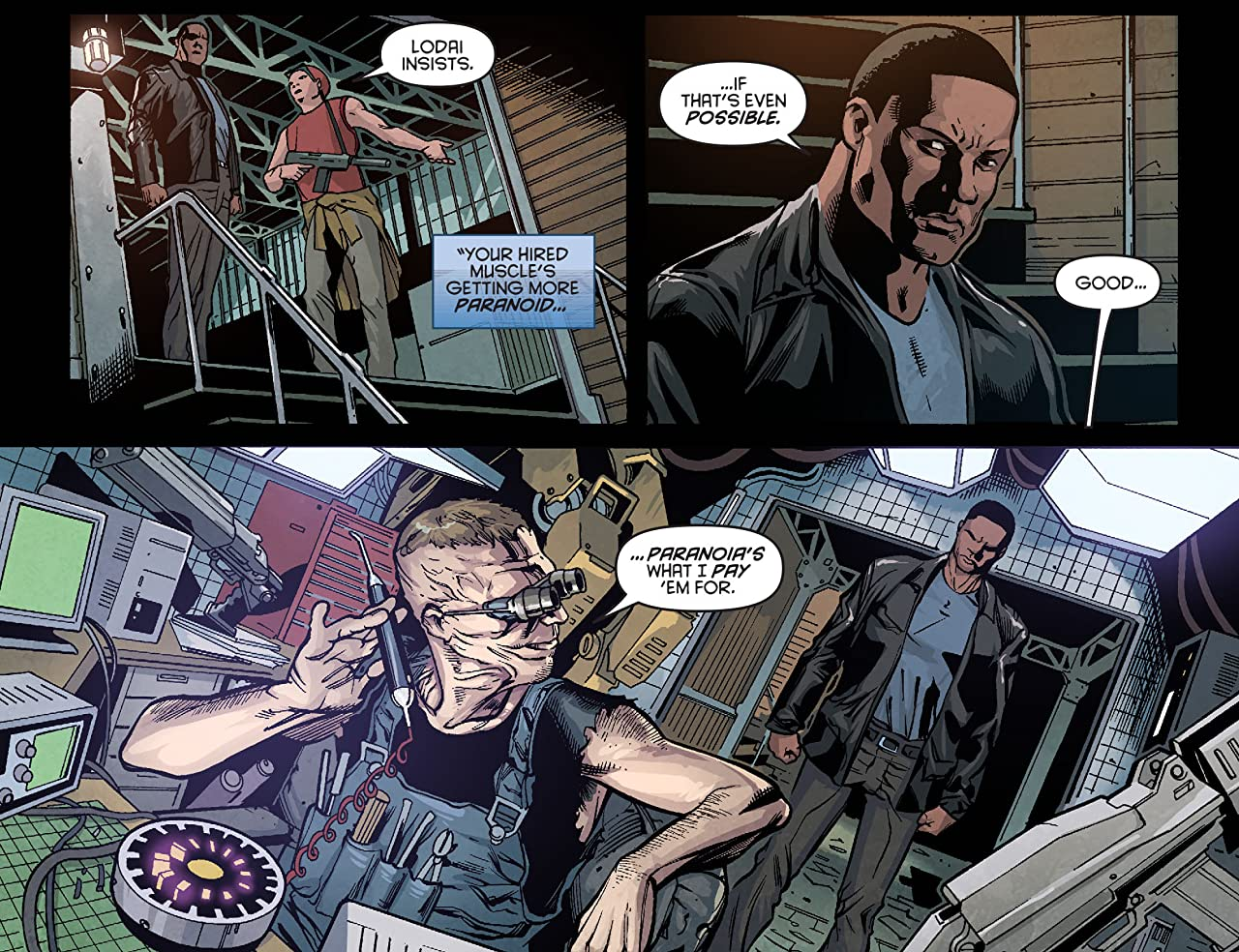 Arrow: Season 2.5 (2014-2015) #3