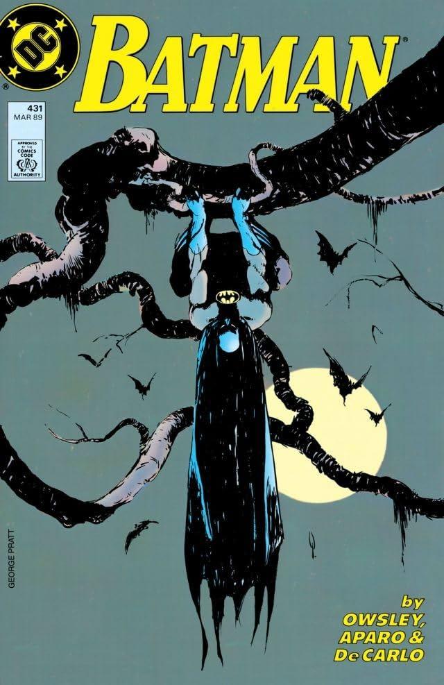 Batman (1940-2011) #431
