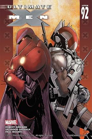 Ultimate X-Men #92