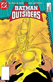 Batman and the Outsiders (1983-1987) #18