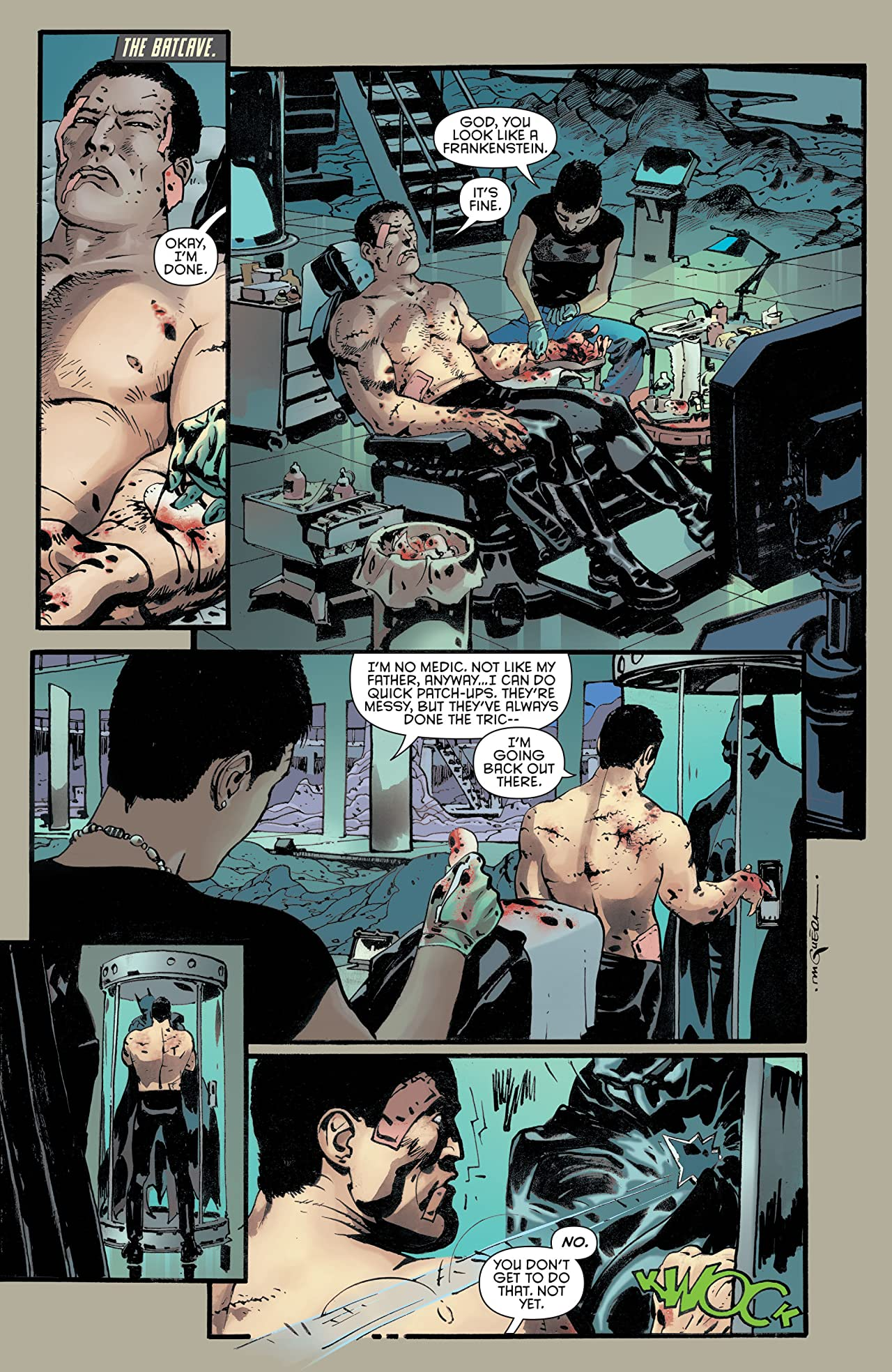 Batman Eternal (2014-2015) #26