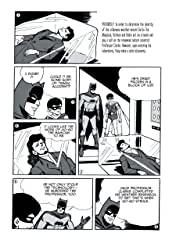 Batman: The Jiro Kuwata Batmanga #14