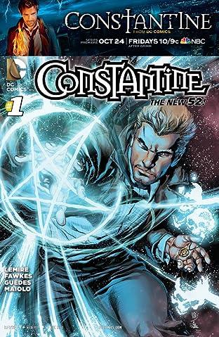 Constantine (2013-2015) #1: Special Edition
