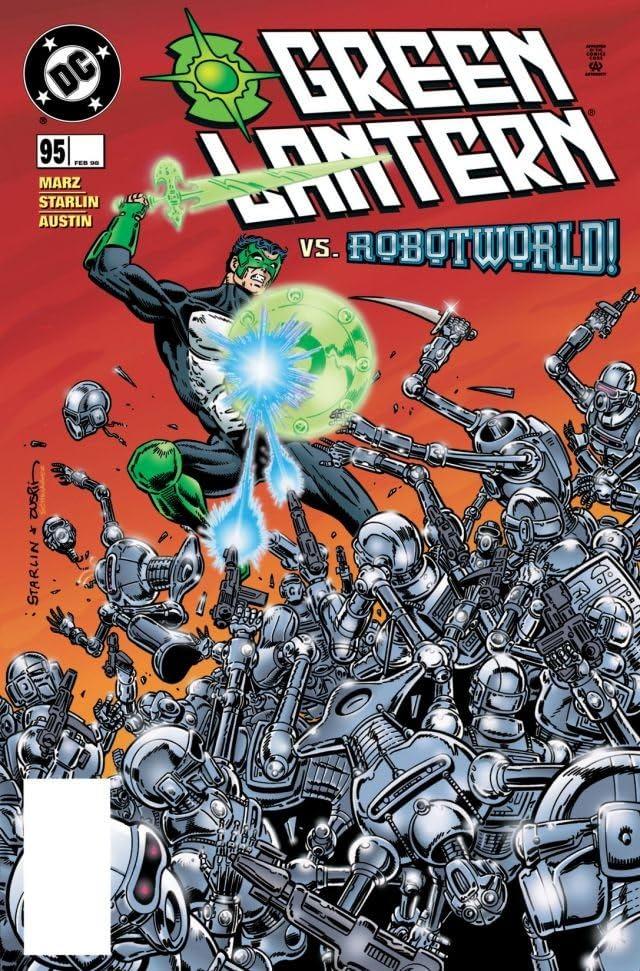 Green Lantern (1990-2004) #95