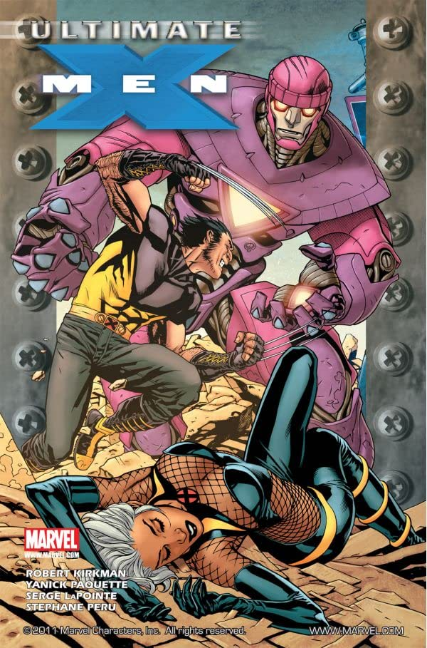 Ultimate X-Men #85