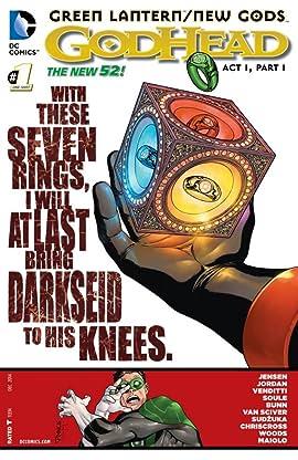 Green Lantern/New Gods: Godhead #1
