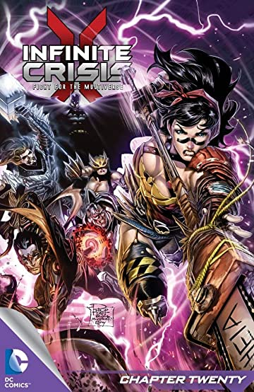 Infinite Crisis: Fight for the Multiverse (2014-2015) #20