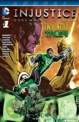 Injustice: Gods Among Us: Year Two (2014): Annual #1