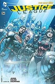 Justice League (2011-2016) #34