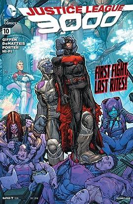 Justice League 3000 (2013-2015) #10