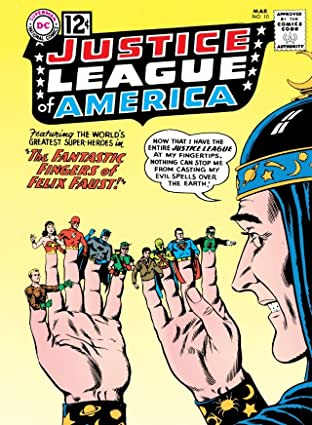 Justice League of America (1960-1987) No.10