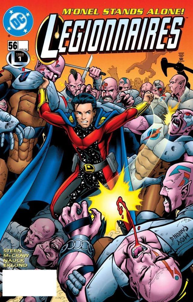 Legionnaires (1993-2000) #56