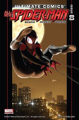 Ultimate Comics Spider-Man (2011-2013) No.3