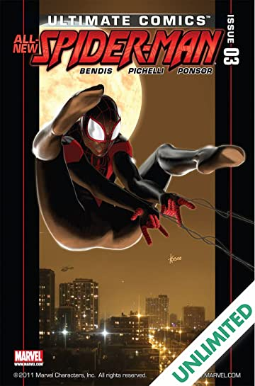 Ultimate Comics Spider-Man (2011-2013) #3