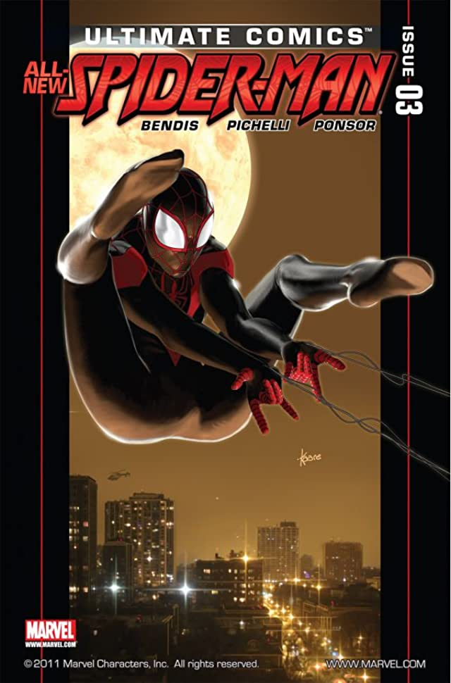 Ultimate Comics Spider-Man (2011-2013) #3