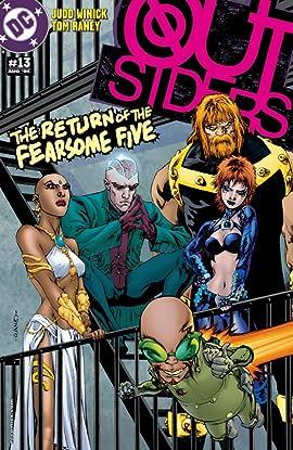 Outsiders (2003-2007) #13