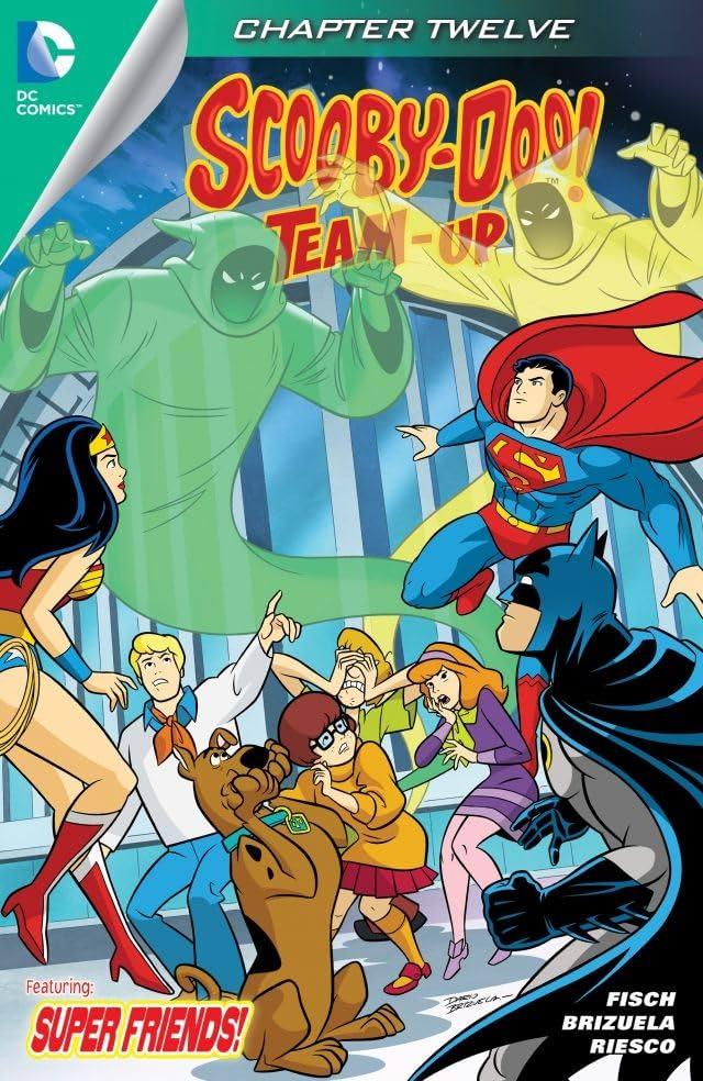 Scooby-Doo Team-Up (2013-) #12