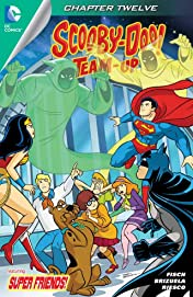 Scooby-Doo Team-Up (2013-) #12