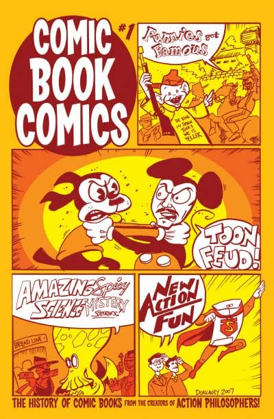 Comic Book Comics #1