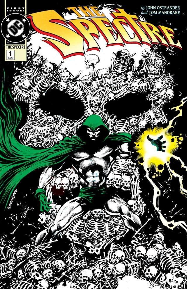 The Spectre (1992-1998) #1