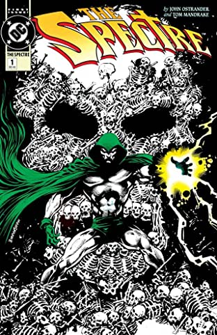The Spectre (1992-1998) #1
