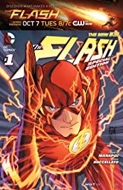 The Flash (2014-) #1: Special Edition