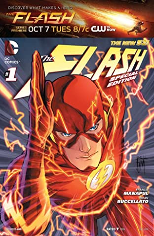 The Flash (2014-) No.1: Special Edition