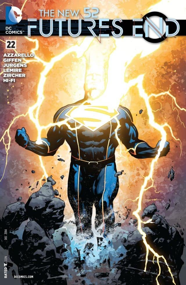 The New 52: Futures End #22