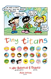 Tiny Titans: Return to the Treehouse #5