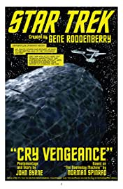 Star Trek: New Visions #3: Cry Vengeance