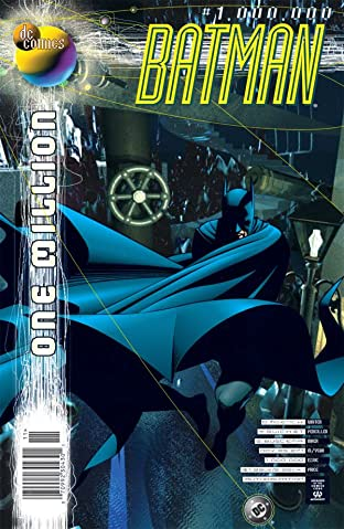 Batman (1940-2011) No.1000000