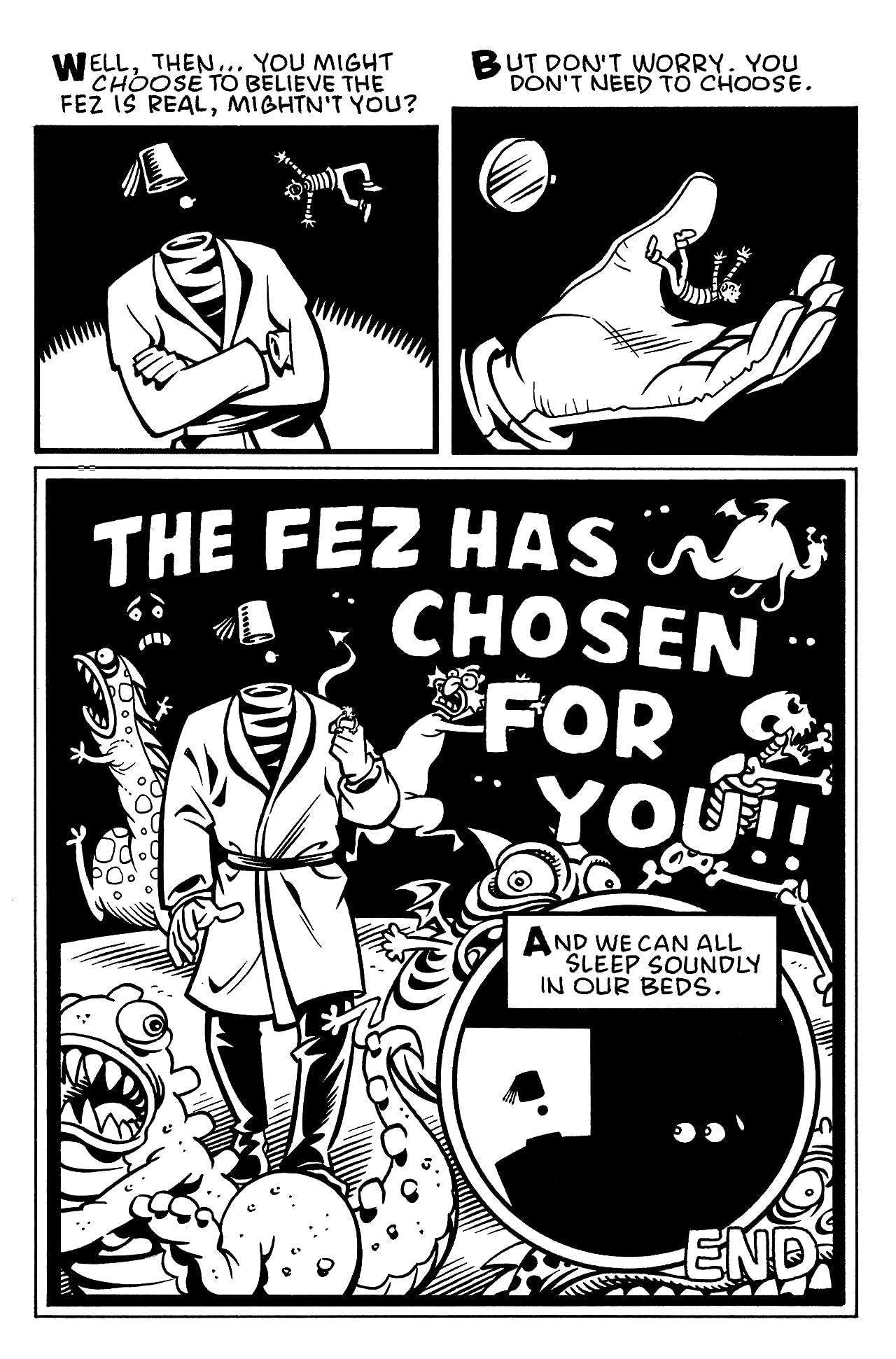 The Fez #2