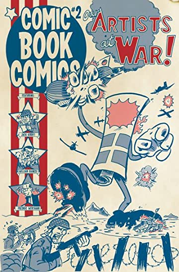 Comic Book Comics #2