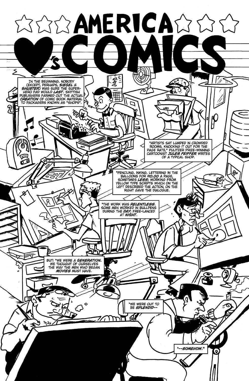 Comic Book Comics 2