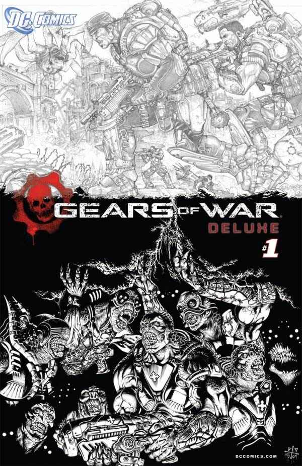 Gears of War #1: Digital Deluxe