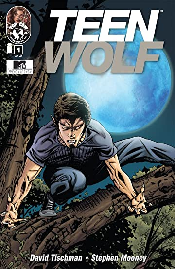 Teen Wolf: Bite Me #1 (of 3)