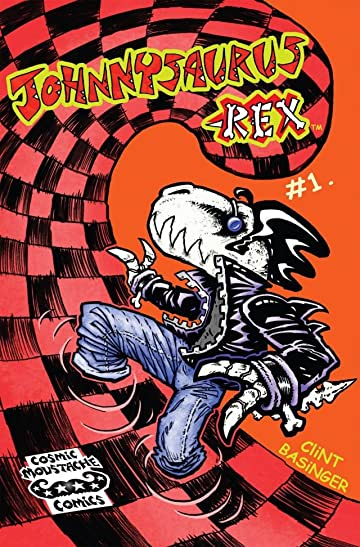 Johnnysaurus Rex #1