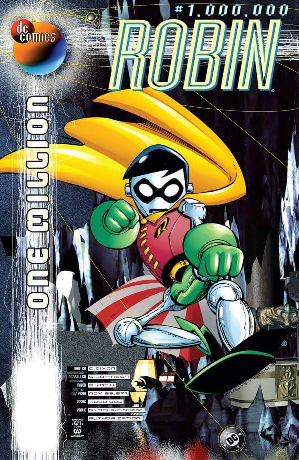 Robin (1993-2009) #1000000