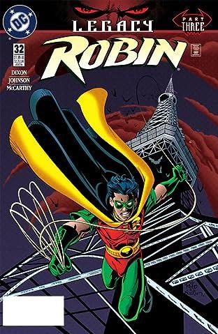 Robin (1993-2009) #32
