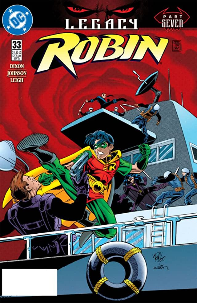 Robin (1993-2009) #33