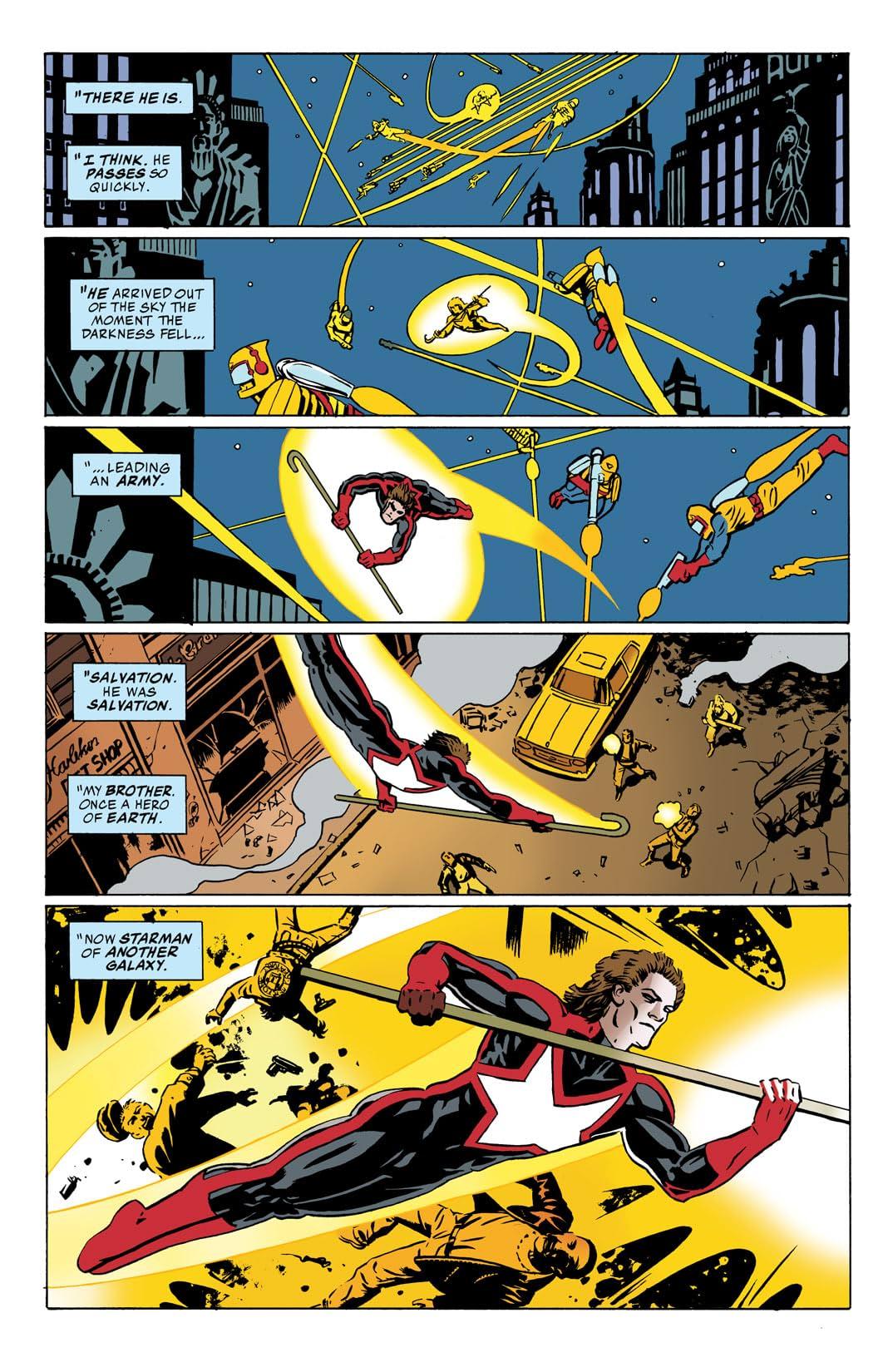 Starman (1994-2001) #72